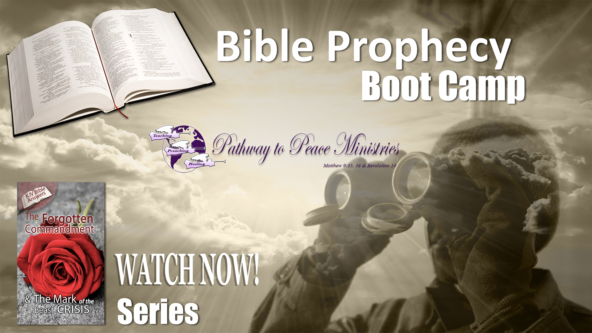 Bible Prophecy Boot Camp